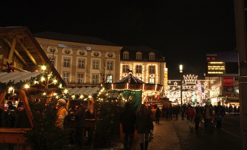 Mercado Navideño de Kassel