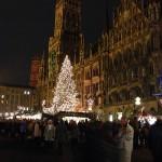 El Mercado Navideño de Múnich