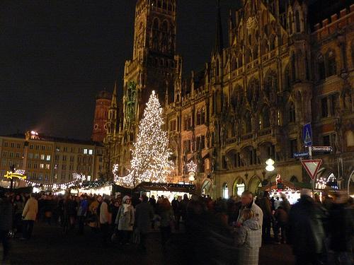 Mercado Navideño de Munich