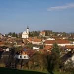 Centro histórico de Murnau am Staffelsee