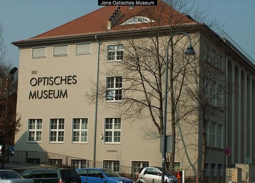 Museo de la Optica de Jena