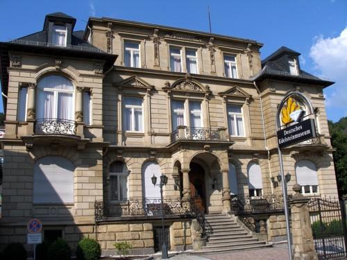 El Museo de Gemas de Idar-Oberstein