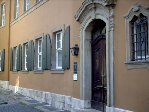 Casa de Goethe en Weimar