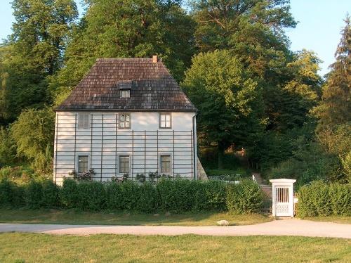 Casa del Jardin de Goethe
