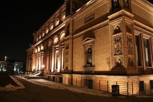 Kunsthalle en Hamburgo