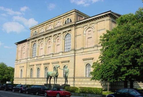 Alte Pinakothek en Munich