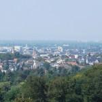 Dos lugares musicales en Darmstadt