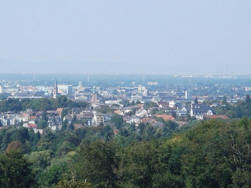 Vista de Darmstadt
