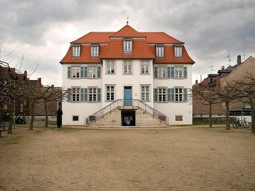 Jazzinstitut en Darmstadt