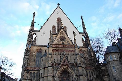 Iglesia de St Thomas en Leipzig