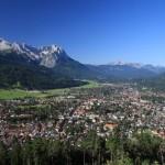 Naturaleza y encantos de Garmisch Partenkirchen