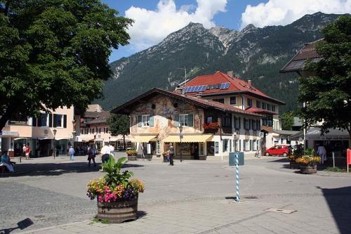 Centro de Garmisch Partenkirchen