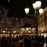 El hermoso mercado navideño de Dusseldorf