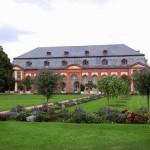 Darmstadt y su histórica Orangerie