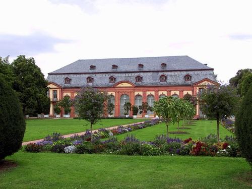 Orangerie en Darmstadt