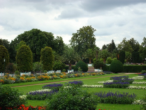 Jardines de la Orangerie