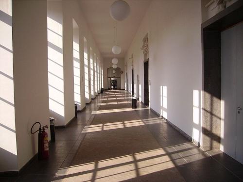 Interior del Palacio de Mannheim