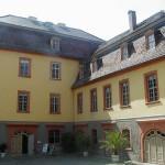 El elegante Palacio de la Viuda