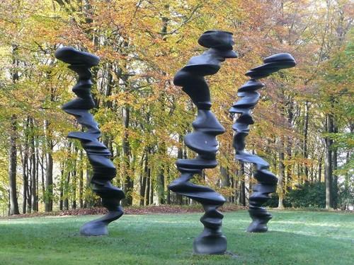 Parque de esculturas Waldfrieden