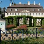 Parque y castillo Branitzer en Cottbus