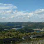 Naturaleza protegida en el Parque Nacional Eifel