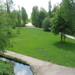 Park an der Ilm, diseñado por Goethe