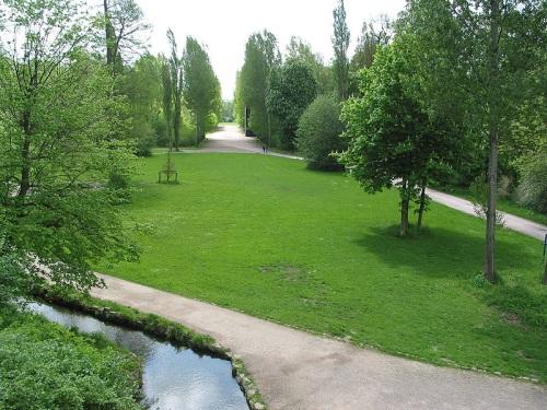Parque an der Ilm en Weimar