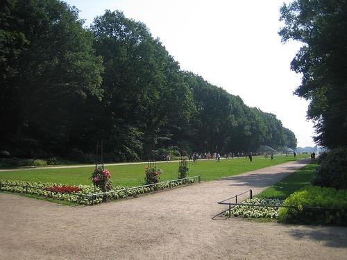 Stadtpark en Hamburgo