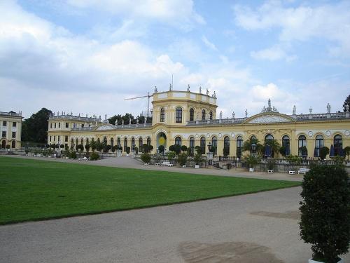 Parque Karlsaue en Kassel