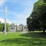 Dos hermosos parques de Ratisbona