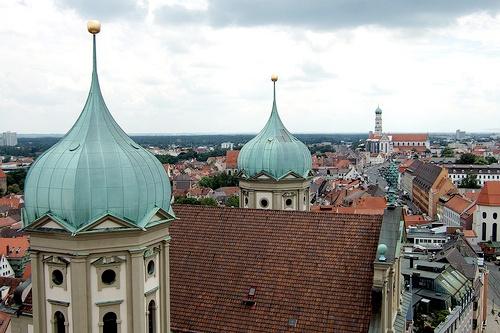 Vista desde Perlachtum
