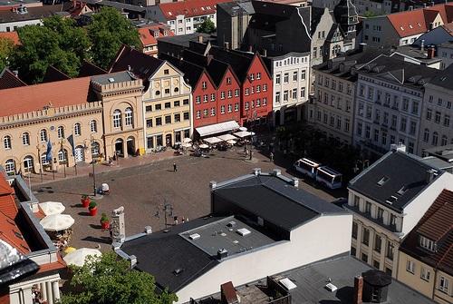 Plazoleta de Mercado de Schwerin
