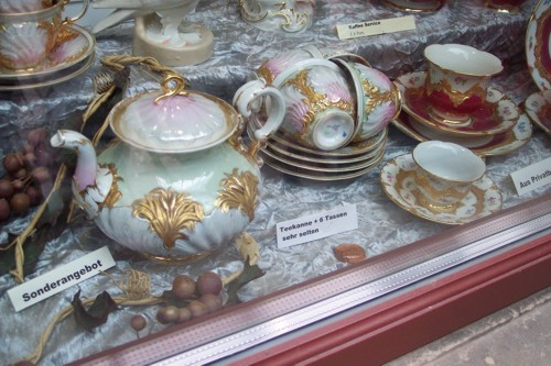 porcelanas de meissen