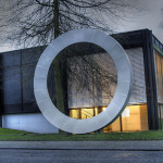 La ciudad de Bottrop y el Museo Cuadrado