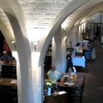 Comer y beber en el Ratskeller de Bremen