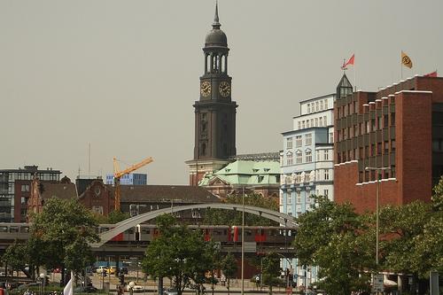 St Michaelis en Hamburgo
