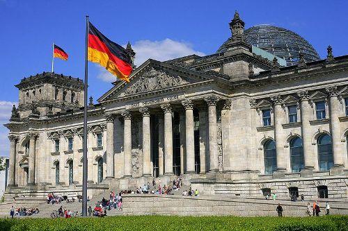 Reichstag, el Parlamento de Berlin
