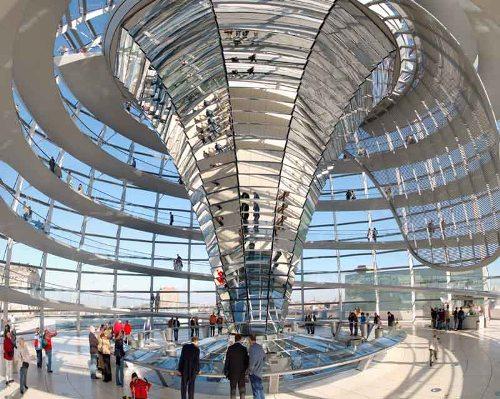 Cupula del Reichstag