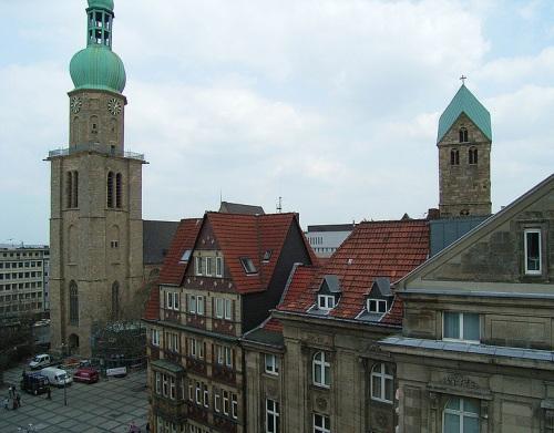 Reinoldkirche en Dortmund