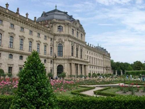 Residencia Wurzburgo