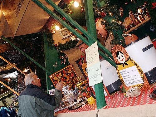 Navidad en Rothemburg ob der Tauber