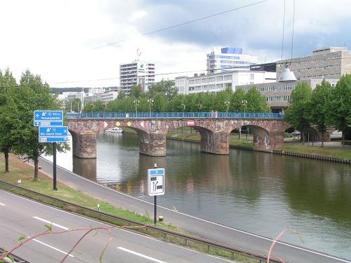 Alte Brucke o Puente Antiguo