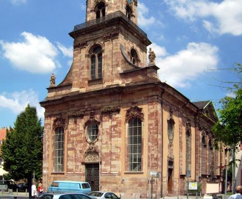 Basilica de St Johann