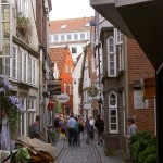 Schnoor, el distrito más antiguo de Bremen