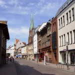 Paseo por las tiendas de Schwerin