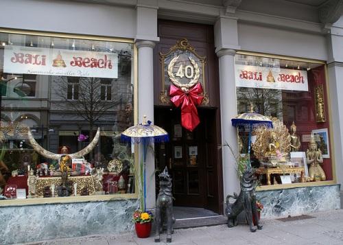 Tienda de antiguedades en Taunusstrasse
