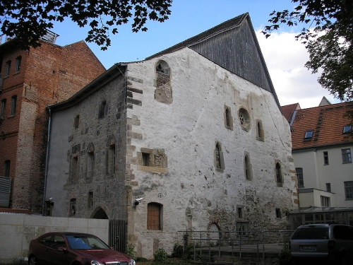 Sinagoga de Erfurt