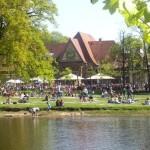 La sedosa y aterciopelada ciudad de Krefeld