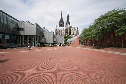 Catedral de Colonia y el Museo Ludwig