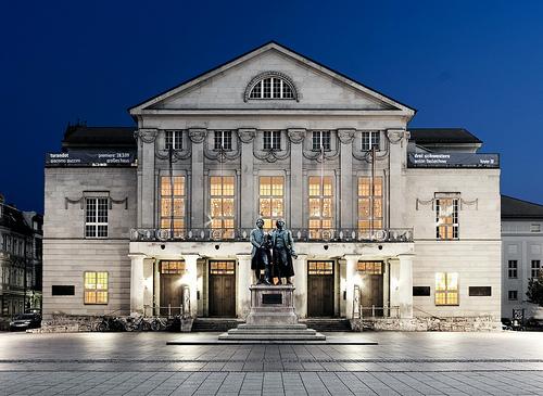 Teatro Nacional de Weimar